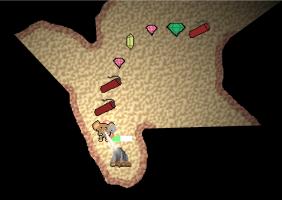 5x5 Treasure Hunt
