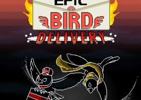 Epic Bird Delivery