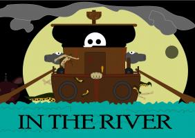 In the River (a wacky race)