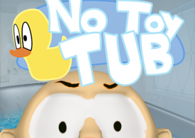 No Toy Tub