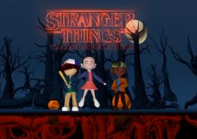 Stranger Things Transmission Edition