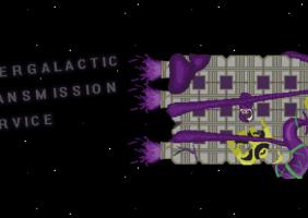 Intergalactic Transmission Service