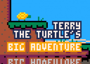 Terry The Turtle's Big Adventure - Global Game Jam 2019