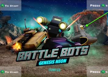 Battle Bots: Genesis Neon